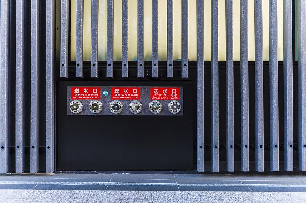 生活を守る「消火設備工事」